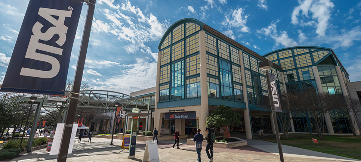 Student Union at UTSA