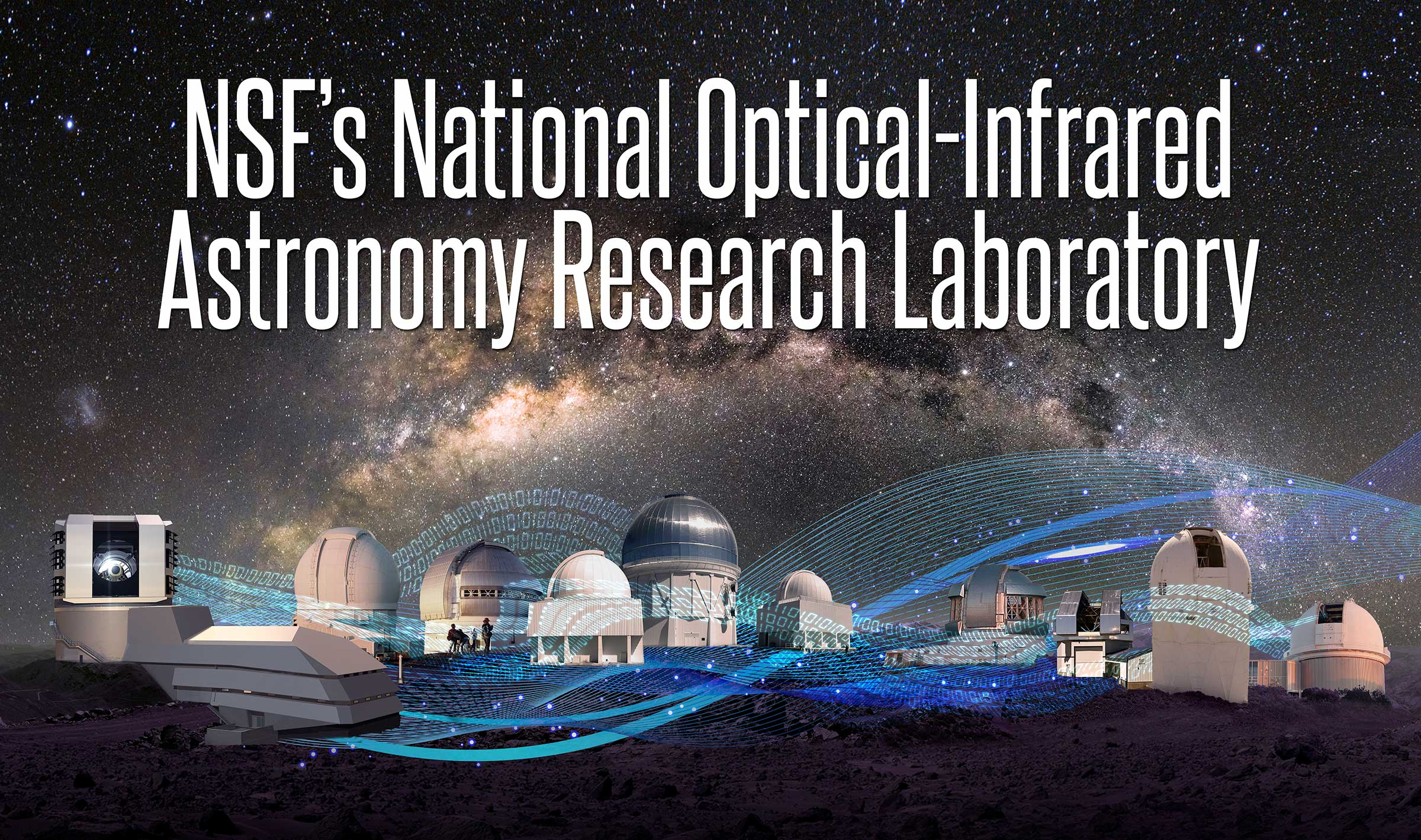 Telescopes of NSF's OIR Lab