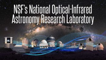 NSF's National Optical-Infrared Astronomy Research Laboratory Launched