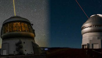 Gemini North and South Telescopes