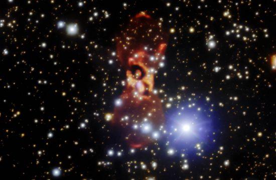 NOIRLab: CK Vulpeculae seen with Gemini North