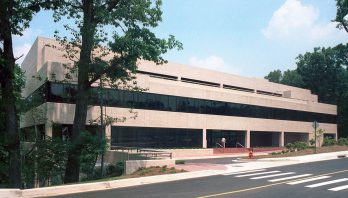 Photo of the STScI building