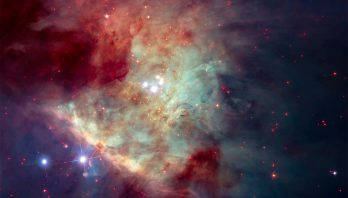 An international team using NASA's James Webb Space Telescope, which is scheduled to launch in October, will study a portion of the radiated cloud called the Orion Bar to learn more about the influence massive stars have on their environments, and even on the formation of our own solar system.