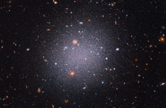 STScI: Mystery of Galaxy's Missing Dark Matter Deepens